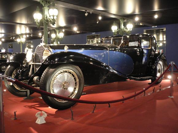 Bugatti Automuseum Collection Schlumpf In Mulhouse Im